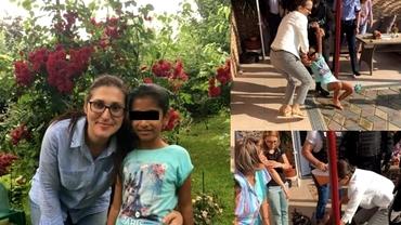 Sorina, fetița adoptată din Baia de Aramă, mesaj cutremurător pentru cei care au crescut-o