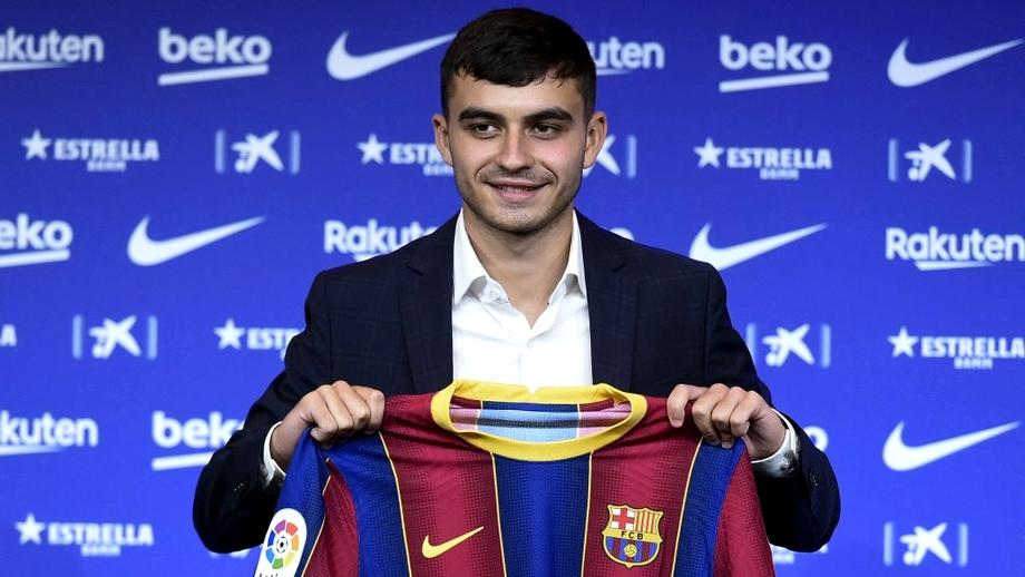 """Pedri o bagă la cheltuială pe Barcelona. Cât îi costă pe catalani performanțele noului """"wonderkid"""""""