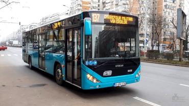 STB a anunţat o nouă linie urbană. A intrat în circulaţie de azi pe traseul Cartierul Militari - Bulevardul Preciziei