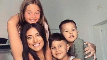 """Antonia, anunț emoționant despre fiica sa Maya și rolul de mamă: """"Mă cuprind emoțiile"""""""