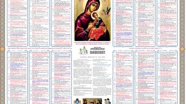 Calendar ortodox pentru luna iulie 2020. Care e cea mai importantă sărbătoare și în ce zile se ține post