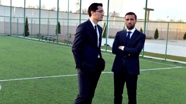 Lucian Sănmărtean a semnat cu FRF! Ce post va ocupa fostul internaţional.