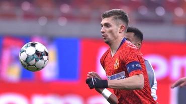"""Florin Tănase, un nou """"caz Bălgrădean"""" pe axa FCSB - CFR Cluj? De ce nu acceptă prelungirea contractului. Exclusiv"""