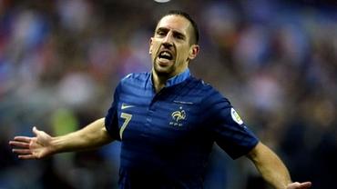 Ribery a REFUZAT să joace cu infiltraţii! Vezi motivul