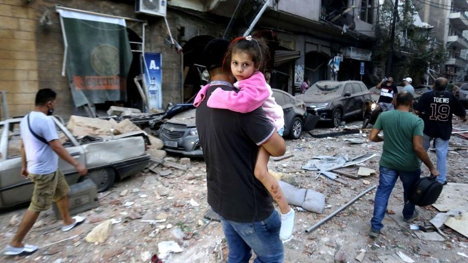 Explozie la Beirut. Bilanţul oficial al deflagraţiei: cel puţin 137 de morţi şi 5.000 de răniţi. Guvernul libanez cere ajutor financiar. UPDATE : Banca Mondială (BM) e pregătită să mobilizeze resurse pentru a ajuta Libanul