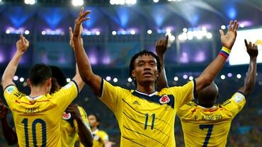 United, ofertă de 35.000.000 € pentru Juan Cuadrado!