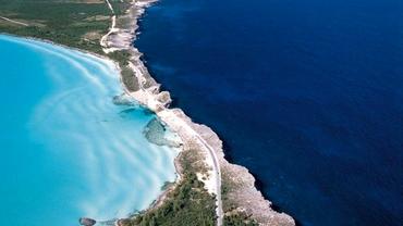 GALERIE FOTO. 15 locuri unde două ape se întâlnesc, dar nu se amestecă