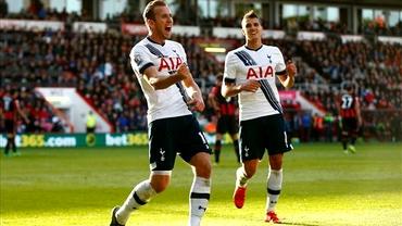 Ce INSPIRAŢIE! A prins cota 110 la Bournemouth - Tottenham, scor corect 1-5!