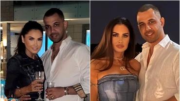Oana Zăvoranu și Alex Ashraf au împlinit patru ani de la căsătorie. Imagini emoționante pe Instagram