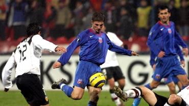 """Andrei Cristea, eroul partidei Steaua - Valencia din urmă cu 16 ani: """"Zenga ne-a zis în avion că ne calificăm!"""" Exclusiv"""