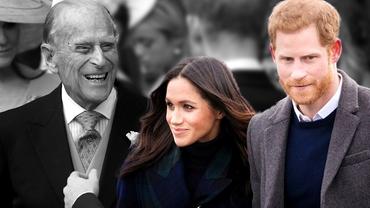 Dilema momentului după moartea soțului Reginei Elisabeta: participă Prințul Harry la înmormântarea bunicului său?