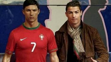 Portugalia, la picioarele lui Ronaldo! Încă o statuie pentru starul lui Real