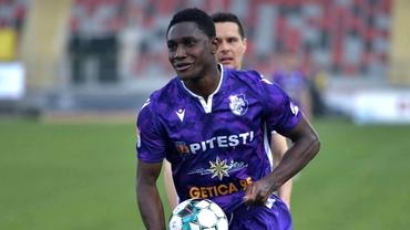Cephas Malele cere un salariu galactic pentru Liga 1! Atacantul, departe de transferul la FCSB. Exclusiv