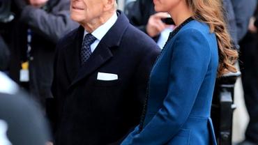 Ce semnificație are colierul purtat de Kate Middleton la înmormântarea Prințului Philip