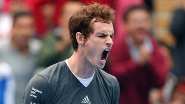 VIDEO / Murray a scos din minţi un adversar. Reacţie incredibilă în finala de la Valencia