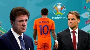 """Pariul lui Gică Popescu la Euro 2020: """"Olanda ajunge cel puțin în semifinale!"""". Exclusiv"""