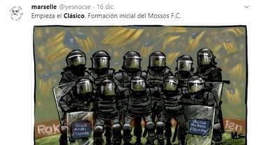 Cele mai tari meme-uri după remiza albă din El Clasico. Arbitrul Hernandez Hernandez, cel mai bun jucător al Barcelonei. FOTO