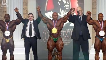 Cine este Mamdouh Elssbiay, Mister Olimpia 2020! Suma uriașă pe care a încasat-o. Video