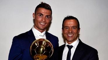 Impresarul Jorge Mendes a dat lovitura: a încasat 20 de milioane de euro într-o singură lună!