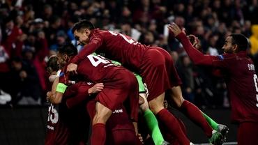 Cele mai bune rezultate europene obţinute de CFR Cluj în deplasare! Victoriile istorice cu AS Roma, Manchester United sau Celtic + cum uimeau clujenii în 2005! VIDEO