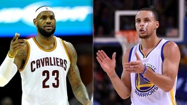 PARIURI. Înfruntarea TITANILOR în NBA. Warriors şi Cavs, favoriţi