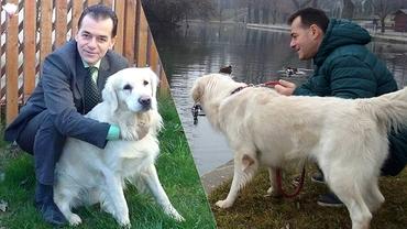 Foto. Ludovic Orban locuiește într-o vilă pe malul lacului! Demnitarul stă în comuna Dobroești.