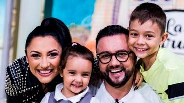 Cum arată o duminică în familia Măruță? Imagini de senzație cu Andra, Cătălin, Eva și David