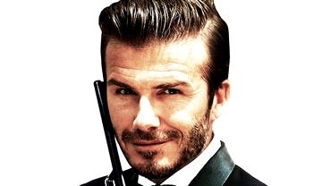 Viaţă de star: ce şanse are Beckham să fie noul Bond