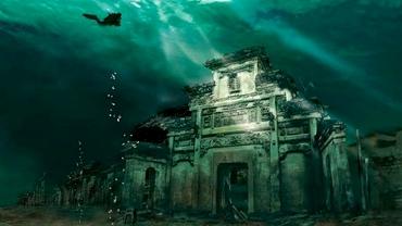 Misterele oraşelor scufundate: de la legenda sirenei captive până la povestea vestiţilor piraţi din Caraibe