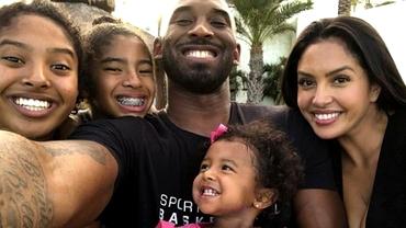 Gianna, fiica lui Kobe Bryant, a murit și ea! Vanessa Laine, soția, nu se afla în elicopterul morții