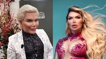 Transformare incredibilă pentru bărbatul Ken! A devenit femeie. Cum arată acum