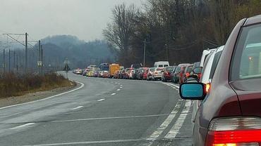 Traficul dinspre Constanţa spre staţiuni se desfăşoară cu mare dificultate
