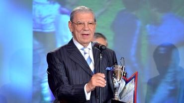 Emerich Jenei, la 33 de ani după ce Steaua a câștigat Cupa Campionilor: