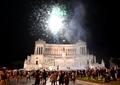 """Noapte albă pe străzile din Italia! """"Azzurri"""" sărbătoresc titlul european! Cele mai tari imagini"""
