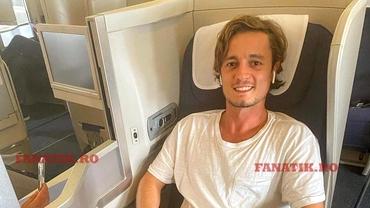 Gustavo Vagenin a ajuns în România și a semnat cu Universitatea Craiova. FANATIK confirmat!