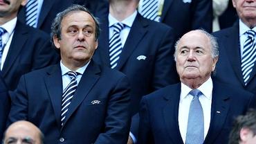 PARIURI. Cotă MARE ca Michel Platini să devină preşedintele FIFA. Cine e favorit