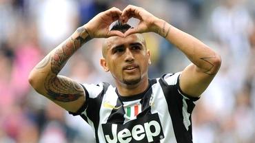 Vidal va juca la un club uriaş! A trecut vizita medicală!