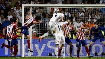 Momentul DECISIV! Ramos a SALVAT Realul în minutul 94: