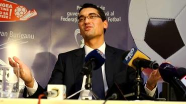 Ediţie specială FANATIK SHOW! Preşedintele FRF, Răzvan Burleanu, vine azi de la 17:00 pe Look TV