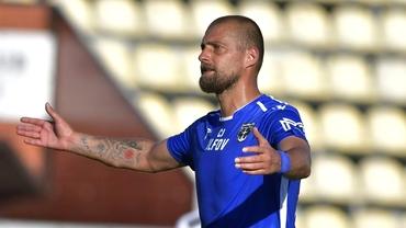 """Liga 1 play-out etapa a 9-a. Gabi Tamaş a setat obiectivul lui FC Voluntari: """"Să batem la baraj"""""""