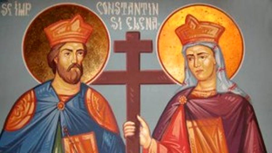 Mesaje și urări de Constantin și Elena. Cele mai frumoase texte pe care să le adresezi celor care poartă aceste nume