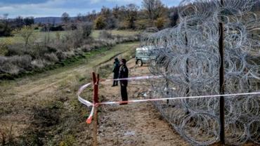 Ungaria a demarat lucrările pentru construirea unui ZID la frontiera cu Serbia