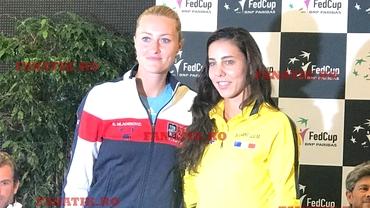 """Mihaela Buzărnescu, prima reacție după tragerea la sorți din semifinalele Fed Cup: """"Nu știam că o să joc"""""""