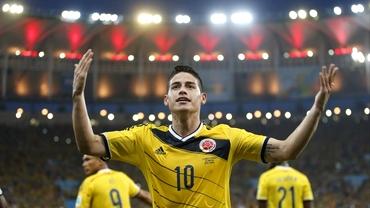 70.000.000 de EURO pentru James Rodriguez. Cine plăteşte această SUMĂ!