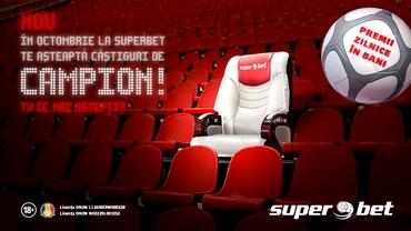 """Superbet a dat """"Câștiguri de Campion"""" în toată țara"""