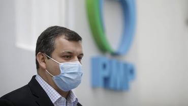 Eugen Tomac a demisionat din fruntea PMP. Cine va fi noul președinte al partidului