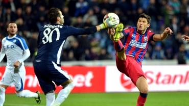 GALERIE FOTO / Doar 1-1 cu Pandurii, egalul după care Steaua a intrat IAR în SILENZIO STAMPA!