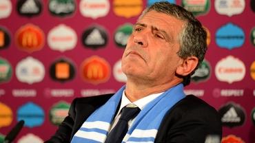 Santos explică umilinţa din partida contra Columbiei!