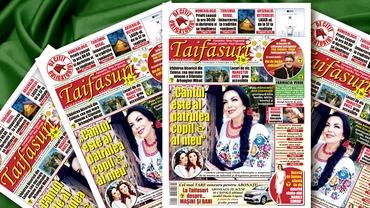 Revista Taifasuri 847! Editorial Fuego! Exclusiv: interviu cu artista preoteasă Marioara Man Gheorghe! Vedete, rețete, concurs... Surprize!