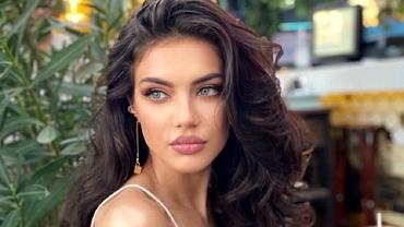 """Cum arată Christina Ich complet naturală: """"Asta-i fața mea fără filtru, fără make-up, prima și ultima postată"""""""